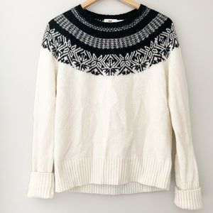 Vineyard Vines Nordic Fair Isle Sweater
